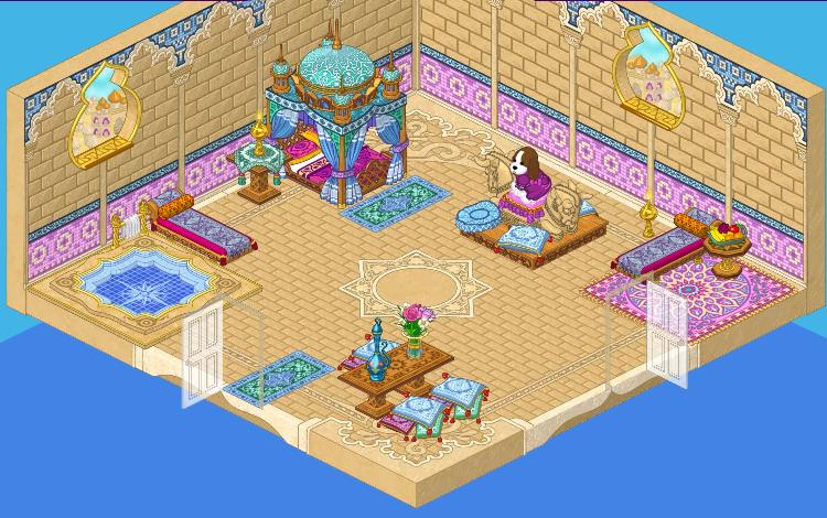 Webkinz Room Ideas