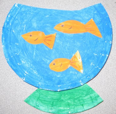 7 Responses to Crafty Critterz Paper Plate Fish Bowl  sc 1 st  Webkinz Newz - GanzWorld : fish out of paper plates - pezcame.com