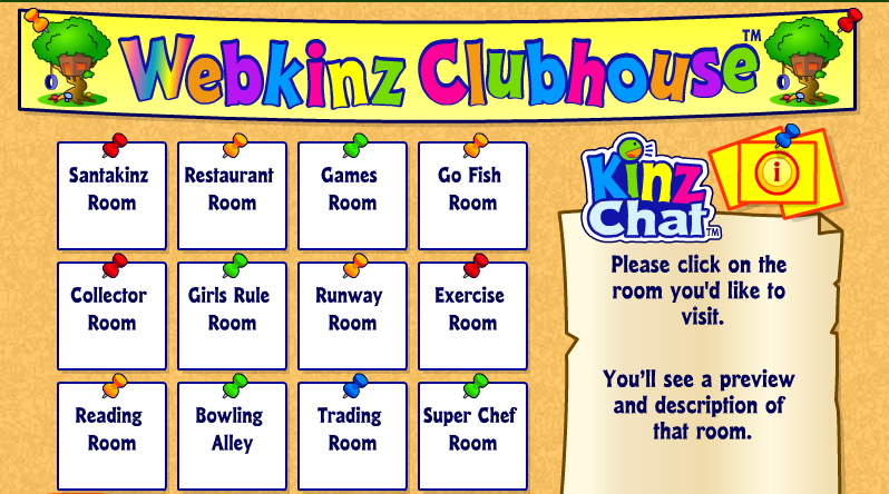 Exclusive Interview with Webkinz HQ's Clubhouse Designer