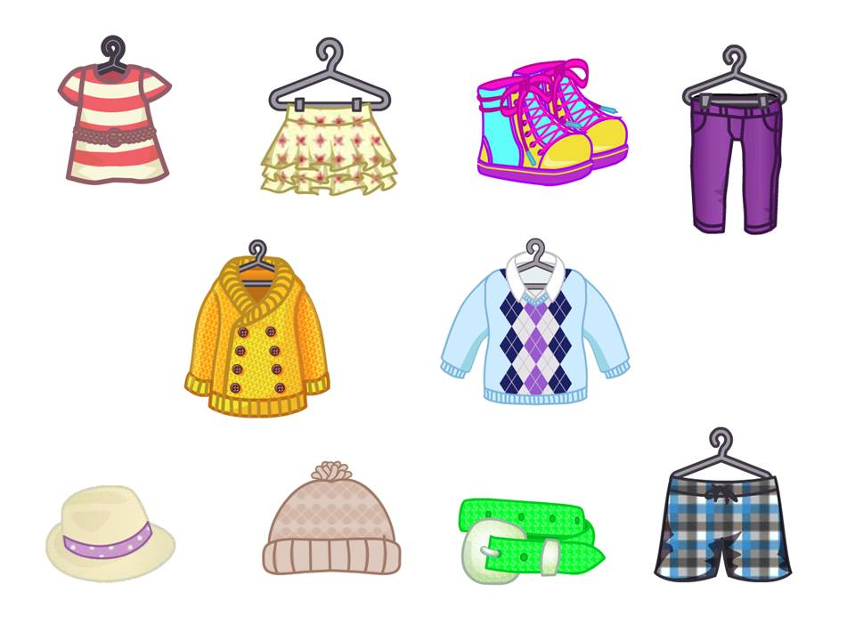 More New Spring Clothing Is Here!   WKN: Webkinz Newz