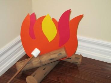 Roberta S Craft Fake Campfire Wkn Webkinz Newz