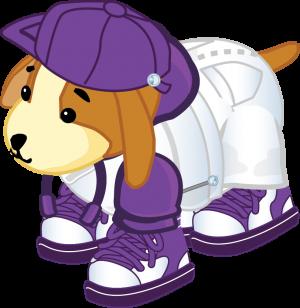 Sneak Peek: Webkinz Rockerz Puppy | WKN: Webkinz Newz