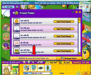 Adding Friends with Webkinz World Friend Finder | WKN