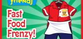 Webkinz Friends Fast Food Frenzy!