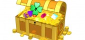 Golden Treasure Chest