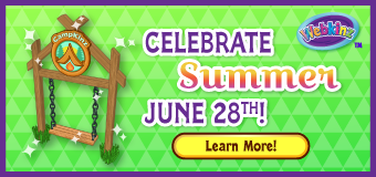 Celebrate Summer on Webkinz World