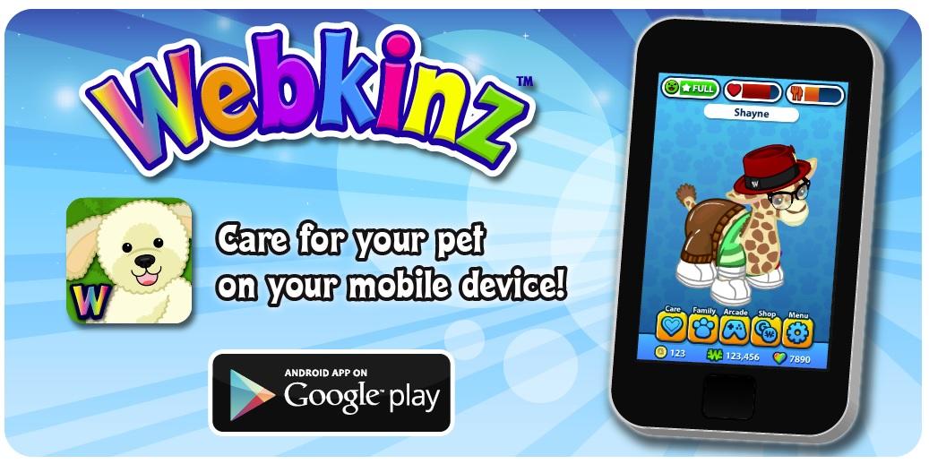Webkinz Mobile