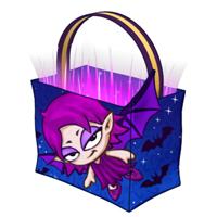 2013 Halloween Treat Bag