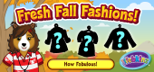 Fresh Fall Fashions!