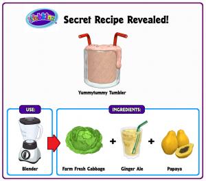 Webkinz Food Recipes For Blender