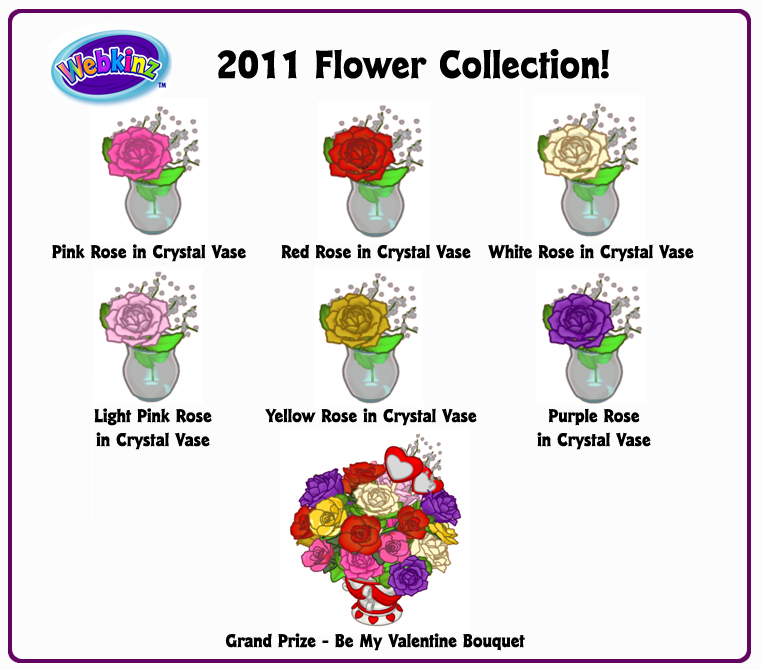2011 Flower Collection JPEG