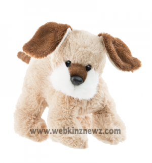 Brown Sugar Puppy Webkinz