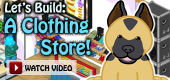 Let's Build A Clothing Store FEATURE