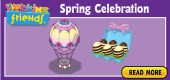 Spring Celebration Feature