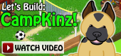 Let's Build CampKinz FEATURE