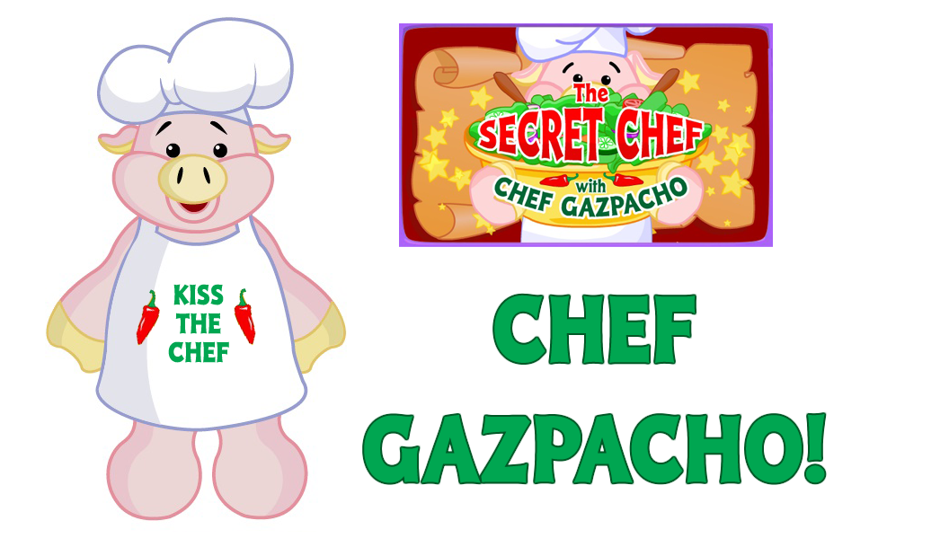 Chef gazpacho recipes webkinz for Ainbowray canape