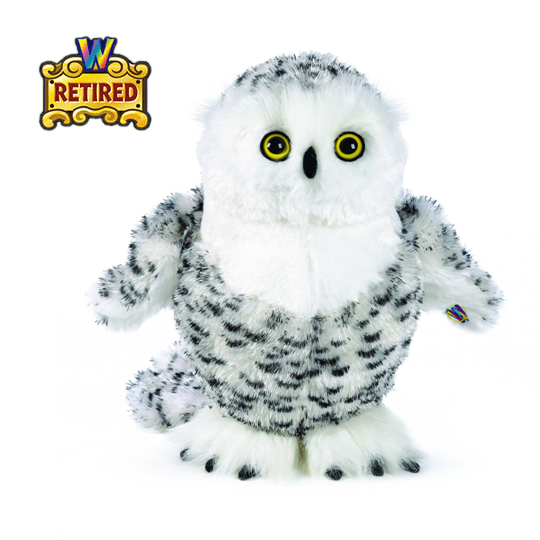 The Webkinz Snowy Owl Plush Is Retiring This Month Wkn Webkinz Newz
