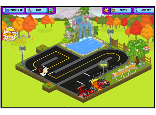 check out these webkinz room designs sent to us by you