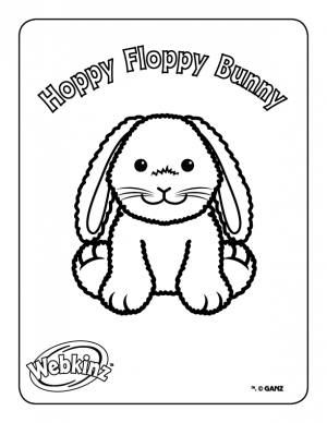 webkinz pets coloring pages - photo#14