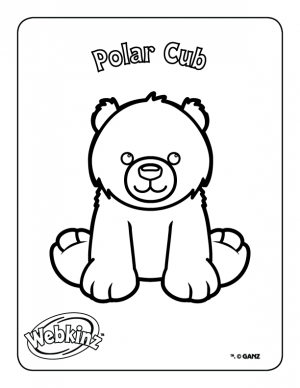 wekinz coloring pages - photo#21