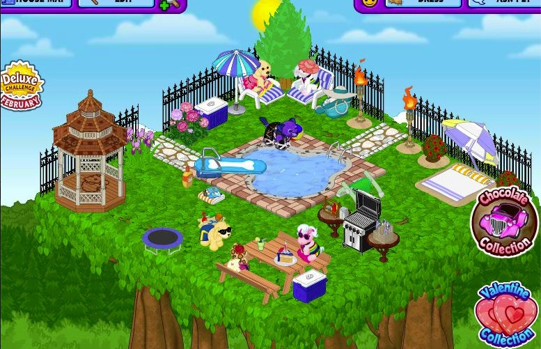Treetop And Underwater Rooms Unlocked For More Players