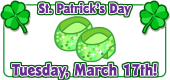 2015 St. Patrick's Day DON'T Forget Featured Image