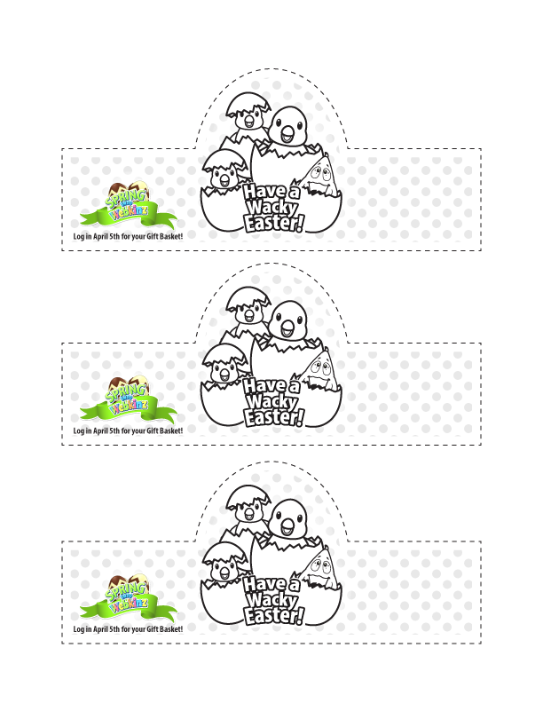 Webkinz Coloring Pages | 792x612