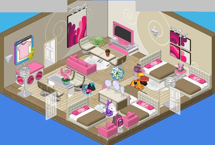 Webkinz Top 10 Most Popular Room Themes Wkn Webkinz Newz