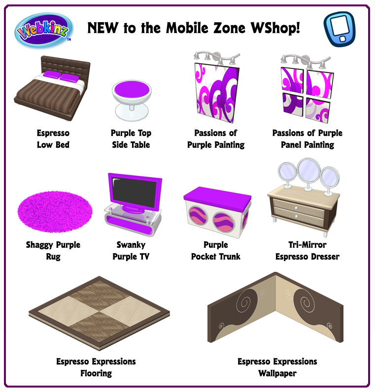 160 Responses To New Urban Living Items Available NOW In The Mobile Zone!