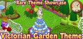 Rare Victorian Garden Theme - Featured Image