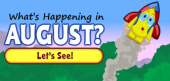 August Events FEATURE