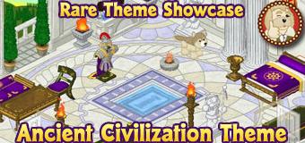 Rare Ancient Civilization Theme - Featured Image