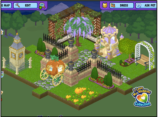 Check Out These Awesome Room Designs Wkn Webkinz Newz