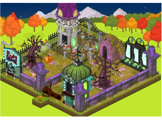 Check out these fan build screenshots wkn webkinz newz for Freaky bedroom ideas
