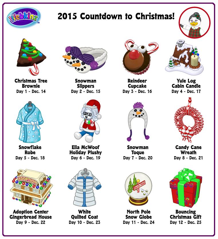 108 responses to sneak peek countdown to christmas - Countdown To Christmas 2015