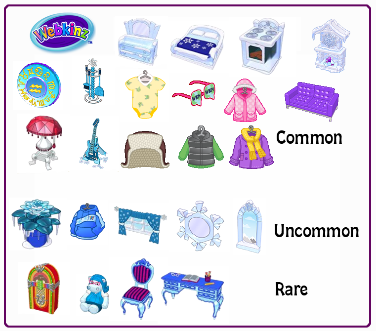 Find the Rockerz Lion 5 times around Webkinz Newz and you will win a random  prize from the January Prize Pool including a BRAND NEW piece of furniture. January Peek A Newz SNEAK PEEK    WKN  Webkinz Newz