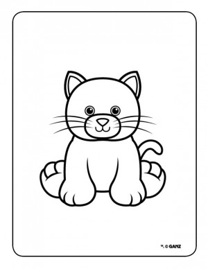 webkinz pets coloring pages - photo#19