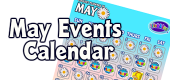 May Events FEATURE
