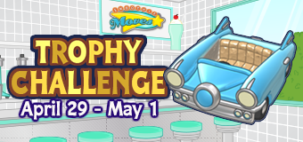Smoothie Moves Trophy Challenge Starts Today!