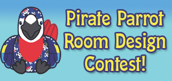 Win a Virtual Pirate Parrot!