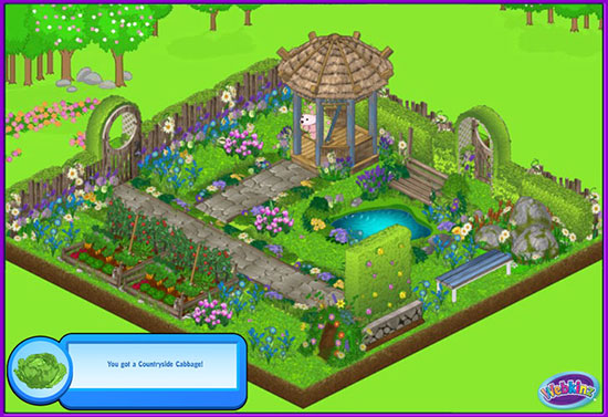 New Countryside Cottage Room Theme Has Arrived In Webkinz