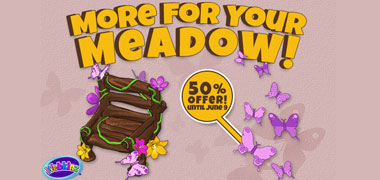 More Butterfly Meadow items available!