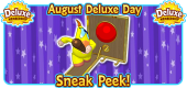 2016 August Deluxe Days Featured Image SNEAK PEEK