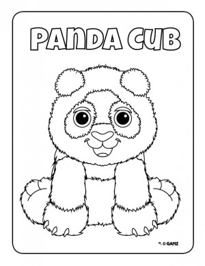 webkinz pets coloring pages - photo#47