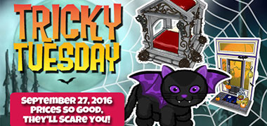Tricky Tuesdays are BACK!