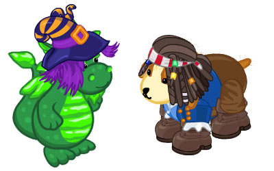 like to go trick or treating all year round maybe the trick or treat door is for you click on it to receive a consumable handful of halloween candy - Webkinz Halloween Costumes