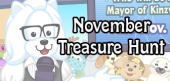 november treasure hunt-feature