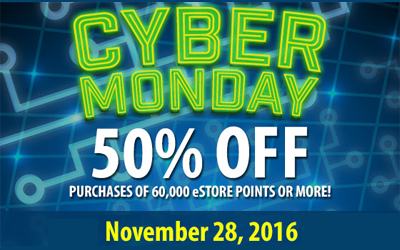 Cyber monday at the estore wkn webkinz newz for Rooms to go cyber monday