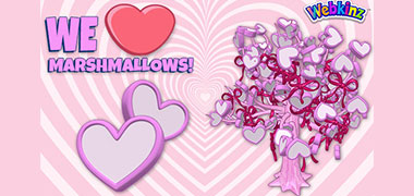 Marshmallow Heart Candy Tree is HERE!!