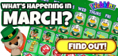 March Events FEATURE